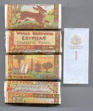 EGYPT CAIRO J.C. LAGOUDAKIS &CO. BOXSA CIGARETTE PAPERS **VERY RARE**