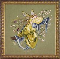 MIRABILIA Cross Stitch PATTERN ONLY MD80 Lilly of the Woods