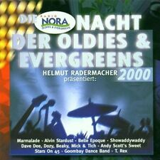 Radio Nora: Die Nacht der Oldies & Evergreens 2000 Marmalade, Andy Scott'.. [CD]