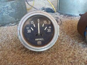 1963 Austin Healey 3000 volt meter, amp gauge, hidden away 30 years in a shed