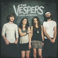 The Vespers - Sisters & Brothers [New CD]