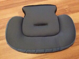 Baby Trend Infant Car Seat bottom Rest Cushion Replacement Part Gray blue