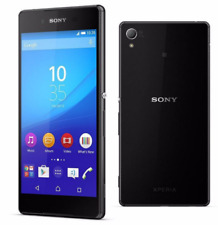 Black SONY Ericsson Xperia Z3 D6603 4G LTE Unlocked 16GB Android