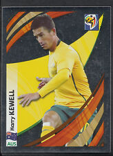 Panini Football Sticker - 2010 World Cup - Letter E - Australia - Harry Kewell
