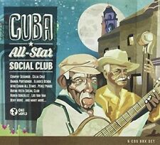 Cuba -  All-Star Social Club - Various Artists (2015)          6 CD SET NEU OVP