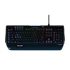 Logitech G910 Orion Spectrum Mechanische RGB-Gaming-Tastatur (QWERTZ) schwarz 02