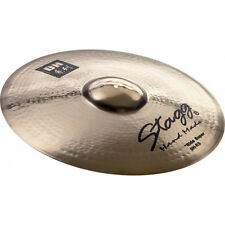 "Stagg Dh-Rs28B Dual Hammered 28"" Brilliant Super Ride"