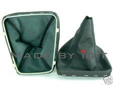 ICT Manschette / Schaltsack incl. Rahmen BMW E36 Compact Leder Neu A