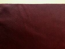 Reddish Brown Leather Full grain 2.5mm Soft Cowhide various sizes