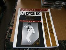 Tae Kwon Do Updated Edition by Yeon Hee Park, Sc Book, VG-Shape, 1999.