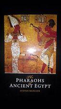 The Pharaohs of Ancient Egypt - Steven Mueller - BRAND NEW, SIGNED copy!