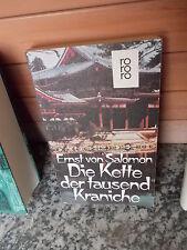 Die Kette der tausend Kraniche, von Ernst von Salomon, aus dem rororo Verlag