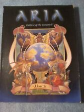 1994 Last Unicorn Games ARIA Canticle of the Monomyth Worlds Sourcebook - Used