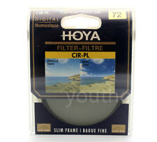 Hoya 72mm CPL CIR-PL Slim Circular Polarizing Digital Filter for Camera Lenses