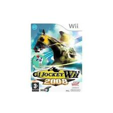 Nintendo Wii PAL version G1 Jockey 2008
