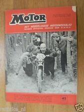 MO6549-MAICO GS250, H VAN OLST TEXEL MOOJEN RIT,ITAL VAMPIRO 50CC GP RACER