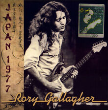 RORY GALLAGHER - JAPAN 1977 - 12CD BOX-SET N°43/300 - BRAND NEW & SEALED
