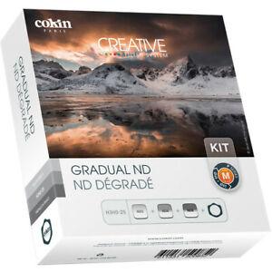 Cokin P Series Grad ND Gradual Neutral Density Filter Kit + Filter Holder H3H0-2