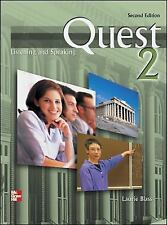 Quest Level 2 Listening and Speaking Teacher's Edition