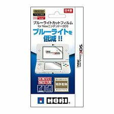 HORI Blue Light Cut Film [New Nintendo 3DS]