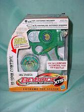 Beyblade XTS Ray Stiker SEALED IR Spin Control Hasbro NIB X-101 Green Top System