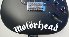 "Motörhead Die-Cut Vinyl Decal 8""      17 Colors Available"