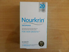 NOURKRIN WOMAN 60 TABLETS NEW/BOXED