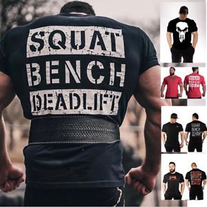 Iron Rebel T-Shirt Men's Gym Fitness Training Muscle Alpha Alphalete Top MMA Tee