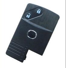 Smart Card Remote Key Shell Fit for MAZDA 5 6 CX-7 CX-9 RX8 Miata 2 BTN