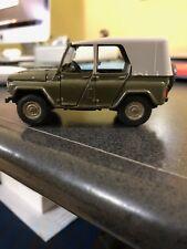 ZC1325 Tantal Radon 1118 Vehicule miniature 1/43 UAZ 469 YA3 Jeep Russe CCCP
