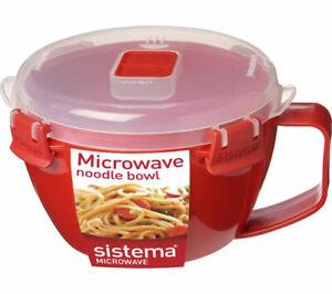 SISTEMA Microwave 0.94-litre Noodle Bowl - Currys