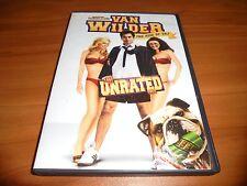 Van Wilder: The Rise of Taj (DVD, Widescreen 2009 Unrated) Kal Penn Used