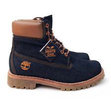Timberland White Oak Limited Release Denim 6-Inch Boots Size US: 10 / EU: 44