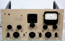 Vintage HP Hewlett Packard 330B Distortion Analyzer 330