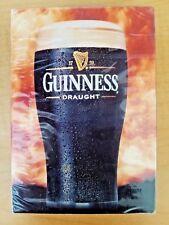 Guinness Draught Beer Playing Cards Carta Mundi Brand Belgium New & Sealed