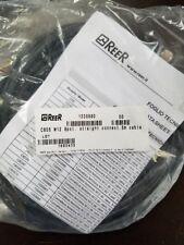 REER C8D5, M12 Female connector, 5m. P/N: 1330980 **NEW, in original package**