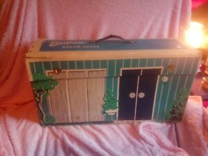 1960s Mattel Barbie Dream House Vintage Fold Up Home  would suit Sindy