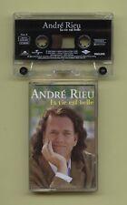 K7 Audio André Rieu - La Vie est Belle -  2000 - Mercury / Philips
