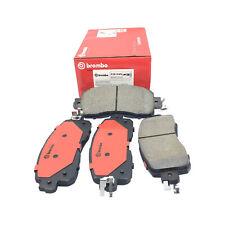Front Brake Pad Set Premium Ceramic Brembo P56104N For Nissan Altima Leaf
