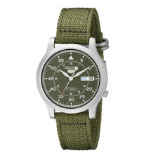 Seiko Green Mens  Casual 5 Automatic SNK805K2