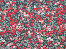 "LIBERTY OF LONDON KINGLY CORD DESIGN ""Wiltshire Berry"" 1 METRE x 1.40 METRE"