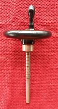 Bergeon Bushing Tool 6200 Flywheel Only for clocks