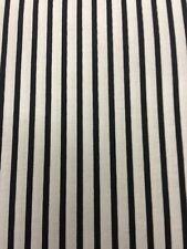 Wonderland Black Stripes Riley Blake Designs Fabric FQ + More 100% Cotton Craft