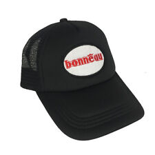 Lincoln Hawk Bonneau Trucker Cap Over The Top Sylvester Stallone Black Hat