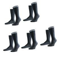 Falke Airport B Ware 5 x Socken SONDERPREIS Gr. 43 - 44  dark navy Socke B17-7