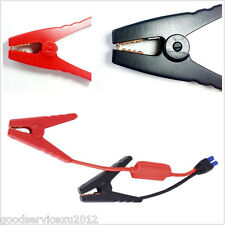 2In1 Automobiles Jump Starter Emergency Lead Cable Battery Alligator Clamps Clip