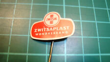 Zwitsal zwitsaplast pin badge 60's original lapel Dutch Anstecknadel speldje