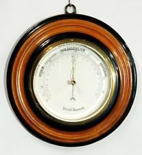 ✅ Barometer mit Skala in Pariser Zoll und mmHG ✅
