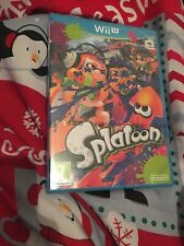 Splatoon ( Nintendo Wii U) New Sealed PAL UK (2015)