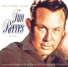 Jim Reeves.Country Album .NEW CD.End Of Stock!